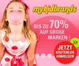 mykidbrands.de - Kindersachen bis zu 70% reduziert